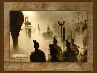 обои Мумия 3: Гробница Императора-Дракона фото