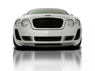 обои Vorsteiner Bentley Continental GT BR9 Edition 2009 front фото
