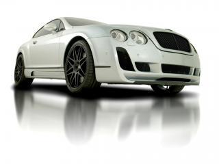 обои Vorsteiner Bentley Continental GT BR9 Edition 2009 передок фото