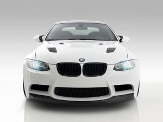 обои Vorsteiner BMW M3 Coupe GTS3 (E92) 2009 front фото