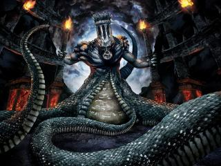 обои Games Dante s Inferno фото
