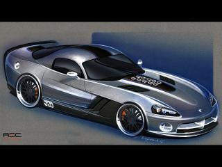 обои ASC Diamondback Viper 2006 эскизик фото