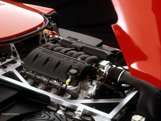 обои Elfin Clubman MS8 Concept 2004 мотор фото