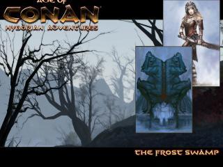 обои Age of Conan Hyborian adventures фото