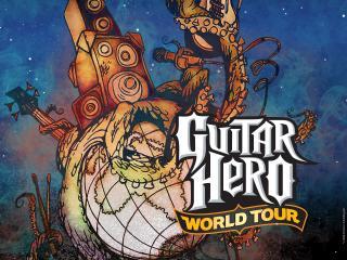 обои Guitar Hero фото