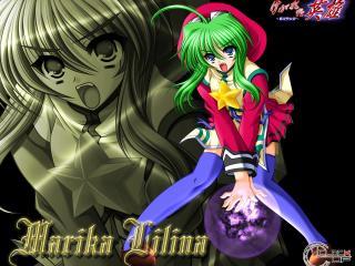 обои для рабочего стола: Marika