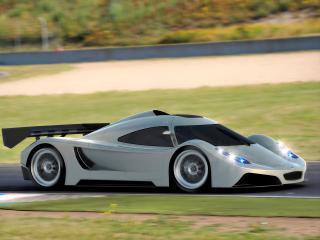 обои 2005 I2B Concept Project Raven Le Mans Prototype мчиться фото