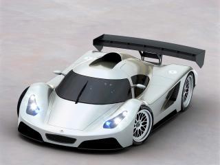обои 2005 I2B Concept Project Raven Le Mans Prototype спуск вниз фото