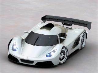 обои 2005 I2B Concept Project Raven Le Mans Prototype спуск фото