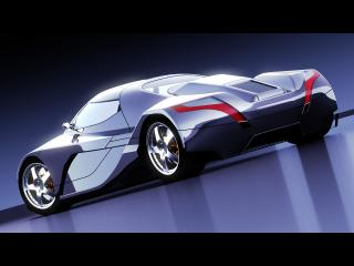 обои 2006 I2B Concept WildCat опускаеться вниз фото