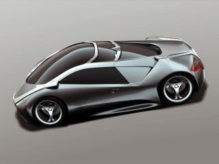 обои 2007 I2B Concept Reus бок фото