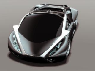 обои 2007 I2B Concept Reus бочком фото