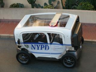 обои 2008 Venturi Eclectic Concept NYPD в пути фото