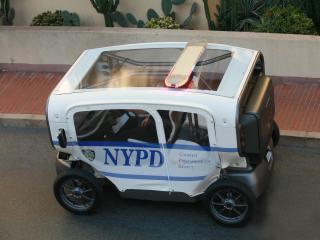 обои 2008 Venturi Eclectic Concept NYPD на задании фото