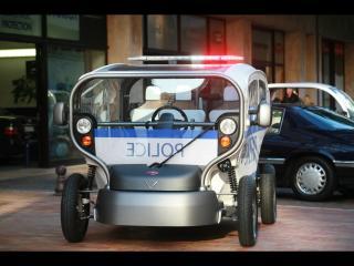 обои 2008 Venturi Eclectic Concept NYPD передок фото
