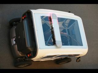 обои 2008 Venturi Eclectic Concept NYPD прозрачная крыша фото