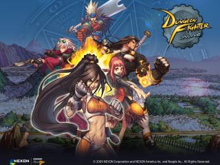 обои Dungeon Fighter Online фото