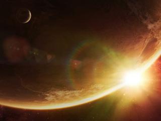 обои Планеты в космосе фото
