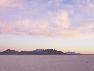 обои Панорамный вид пустыни фото