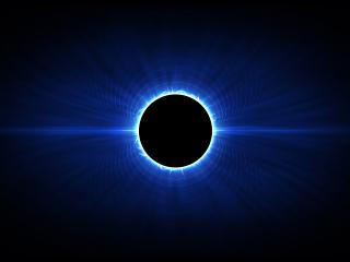обои Солнечное затмение (Тьма) фото