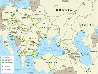 обои Нефтяные трубопроводы Европы фото