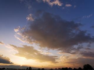 обои для рабочего стола: Облака на небе