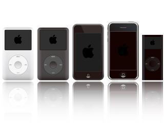 обои Плеера iPod фото