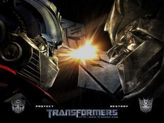 обои Трансформеры взрыв взгляда фото