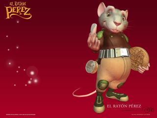 обои Приключения мышонка Переса фото