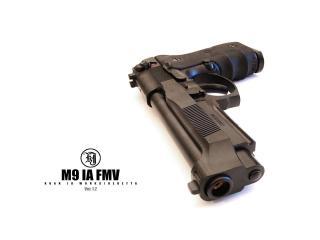 обои Beretta M9 фото