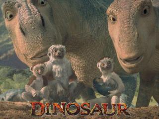 """обои Обои из мульфильма """"Эра динозавров"""" фото"""