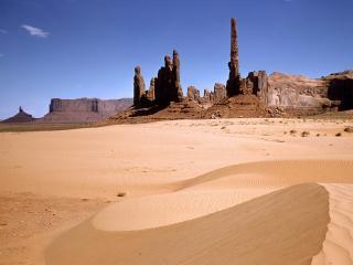 обои Монументы,   Юго-западная пустыня фото
