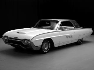 обои Ford Thunderbird 1961–63 фото