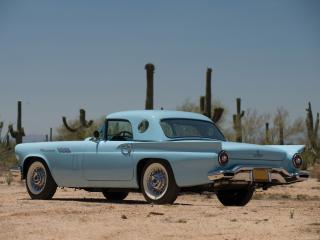 обои Ford Thunderbird 1957 фото