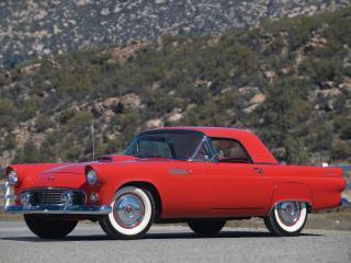 обои Ford Thunderbird 1955 фото