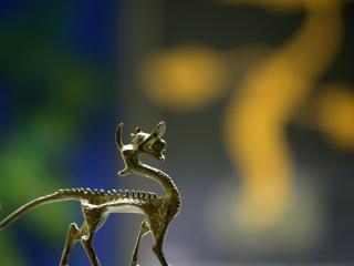 обои Китайская статуэтка Дракона фото
