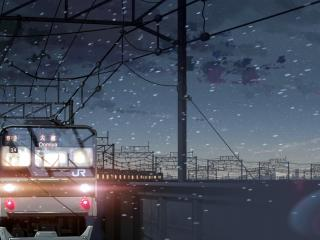 обои 5 Centimeters per Second фото