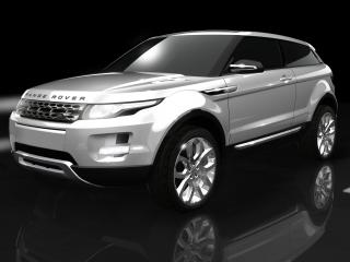 обои Land Rover concept фото