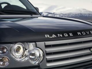обои Range Rover фара фото