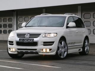 обои Volkswagen Touareg JE Design белый фото