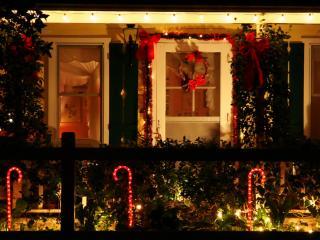 обои Настоящее украшение на Рождество фото