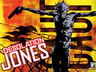 обои Desolation Jones фото