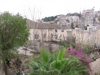 обои Пустующий двор в нижнем Нацерете фото