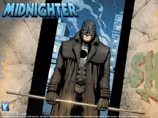 обои Комикс Midnighter фото