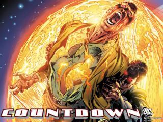 обои Комикс Countdown фото