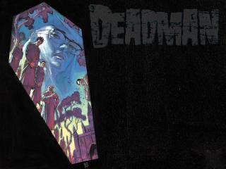 обои Комикс Deadman фото