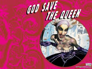 обои God Save the Queen фото