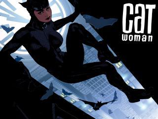 обои Комикс Catwoman фото
