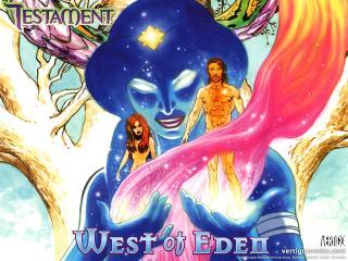 обои Testament West of Eden фото