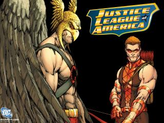 обои Justice League of America фото
